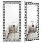 Axiom Floor Mirror