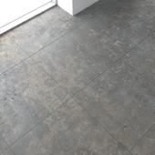 Concrete floor 42