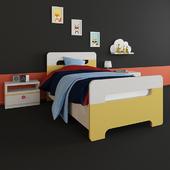 Bed-child 001