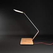 LANX Minimalist OLED Table Lamp 3D model