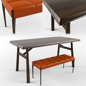 Table chair set_7