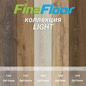 """OM"" Quartz Vinyl Fine Floor Collection Light"