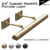 Cabinet Maker's Picture Light