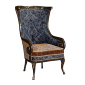 Horchow Massoud Dominick Wing Chair