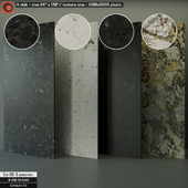 Granite Slab Set 150