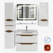 Bathroom furniture LIGA AIR