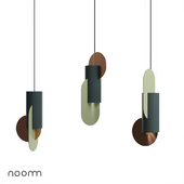 Suprematic lamps by NOOM