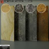Granite Slab Set 152