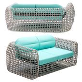 Skyline Design - Dynasty Outdoor Sofa