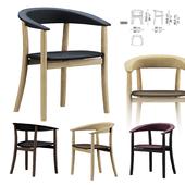 B & B Italia Belle Chair