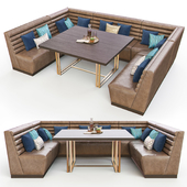 The Sofa & Chair Company - London Lined Banquette II