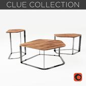 Bernhardt Design - Chance Table Collection