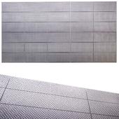 perforated metal panel N6