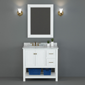 Bathroom Cabinet Decoration Collection