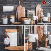 Kitchen accessories vol.1