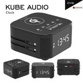 Kube Audio Clock