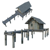 House with a dock