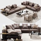 Ditreitalia NEVYLL sofa NATHY armchair