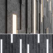 Wall Stone Stripes