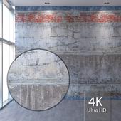 Concrete wall 396