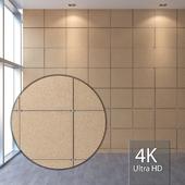 Ventilated facade (porcelain tiles)