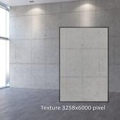 Concrete wall 402