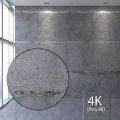 Concrete wall 403