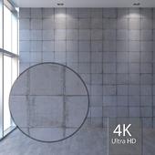 Concrete wall 411