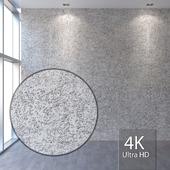 Facade covering (plaster, gravel) 412