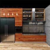 Kitchen Loft / Kitchen in Loft style