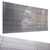 perforated metal panel N5