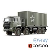 Truck KAMAZ 6560