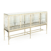 Worth Its Weight In Gold Caracole Console