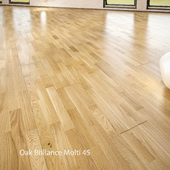 Barlinek Floorboard - Decor Line - Oak Brillance Molti