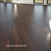 Barlinek Floorboard - Decor Line - Oak Marsala Molti