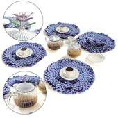 Tea set Zara Home