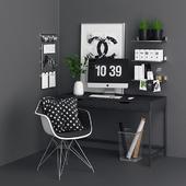Alex Monotone Desk