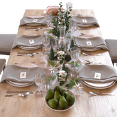 Table setting 01