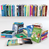 Книги / Books (set 8)