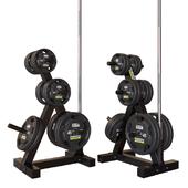Powertec Weight Rack