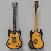 Fake Gibson Guitar