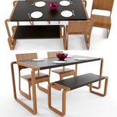 Table chair set_9