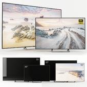 Sony KD TVs (4 pcs.)