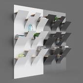 Squama Shelf design by Dmitry Kozinenko
