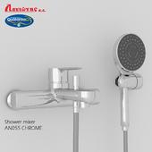 Shower mixer AN055 Chrome