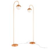 ТОРШЕР CEDAR & MOSS FLOOR LAMP COPPER