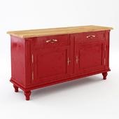 Chest of drawers TONIN CASA Ninfea