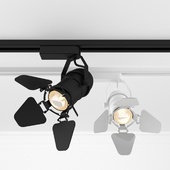 Arte Lamp Track lights A5319PL-1BK