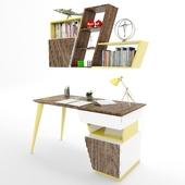 Tarz Study Desk