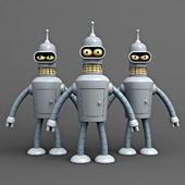 Robot - Bender.